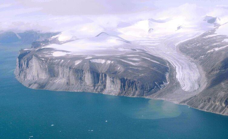 Фьорд Сам-Форд — Северное побережье Баффиновой Земли