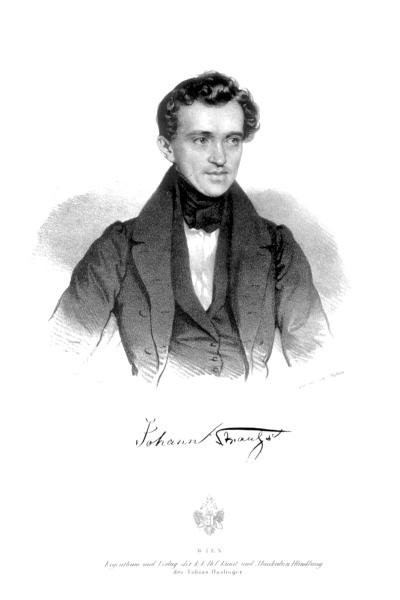 Иоганн Батист Штраус (отец)