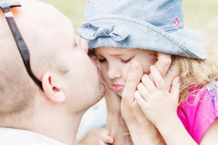 Как уменьшить обидчивость ребёнка?