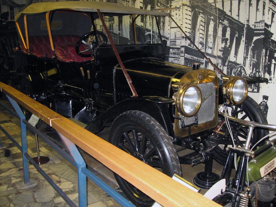 Руссо-Балт К 12/20, 1911 г.