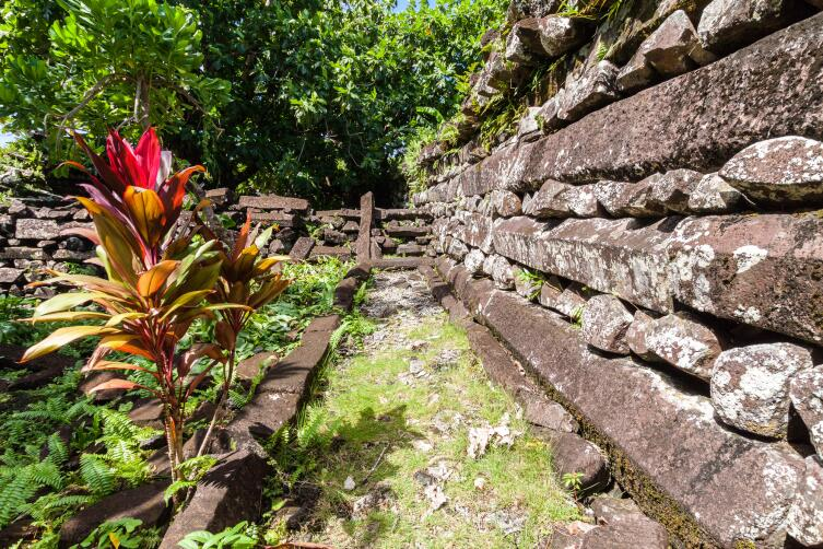 Как появился рукотворный архипелаг Нан-Мадол?