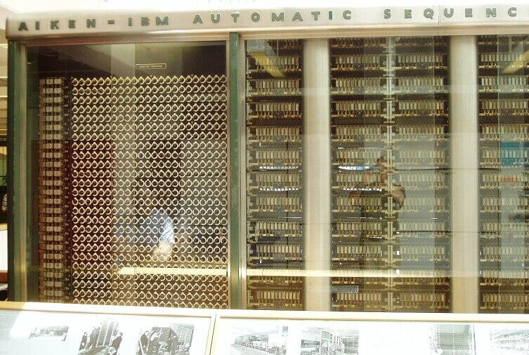 Компьютер Harvard Mark I