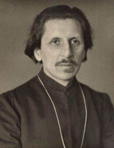 Индийский ученый Ананда Кумарасвами.
