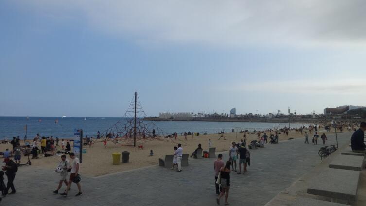 Какие пляжи есть в Барселоне?
