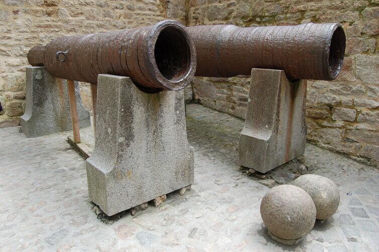 Бомбарды XV века