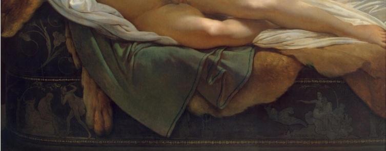 Пьер Нарсис Герен, «Морфей и Ирида» (фрагмент
