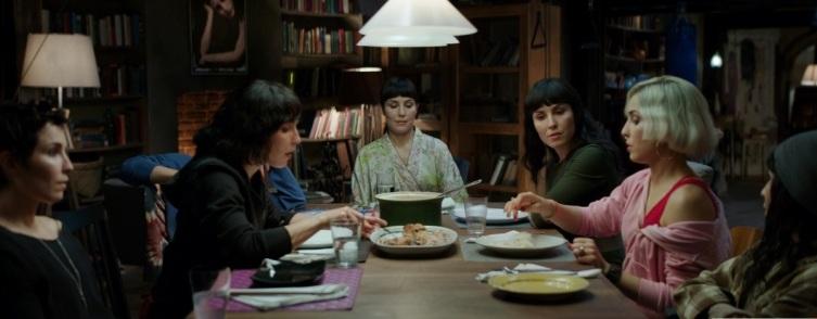 Кадр из к/ф «Тайна 7 сестер», 2017 г.