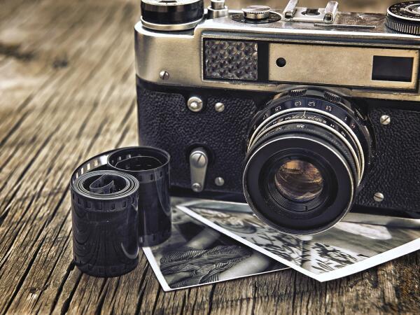 Как работать с пленочной фотографией?
