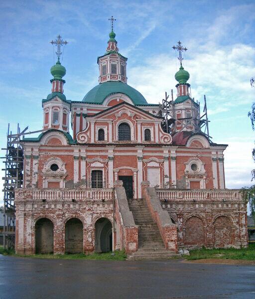 Церковь Симеона Столпника (XVIII век)