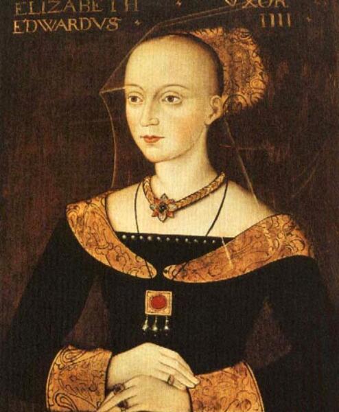 Королева Елизавета Вудвилл (Вудвиль), XV век