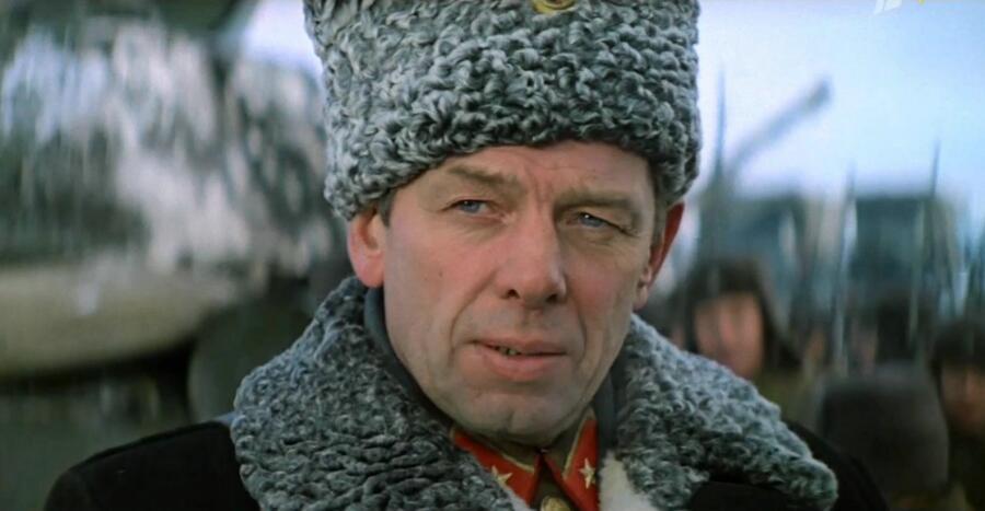 За что Георгий Жжёнов был этапирован на Колыму?
