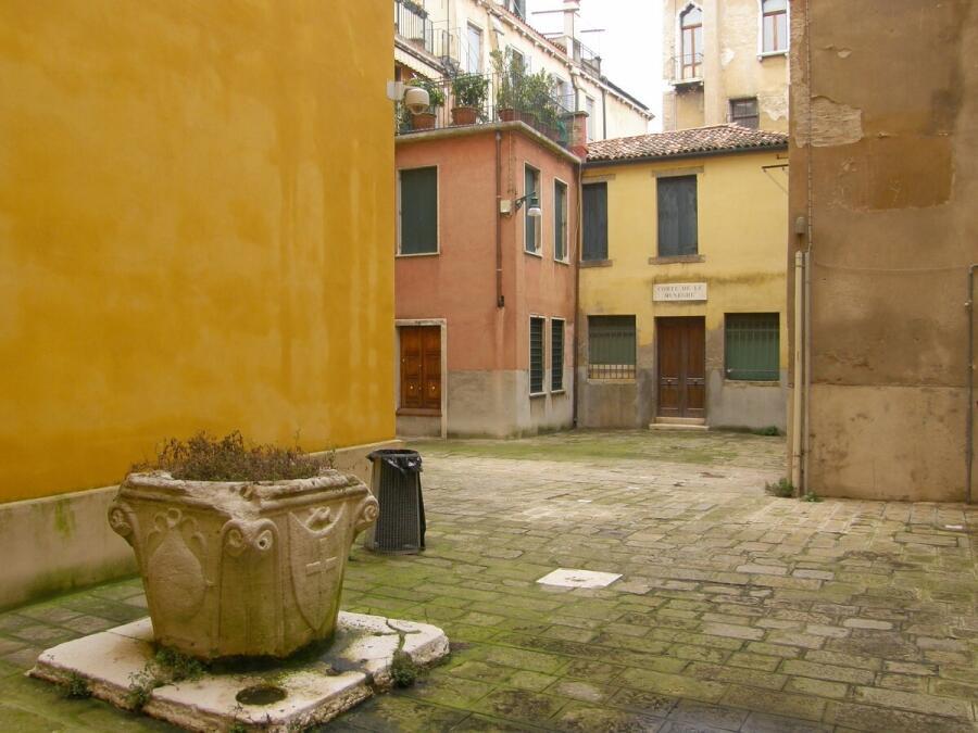 Corte de le Muneghe на Calle de le Muneghe, 2979