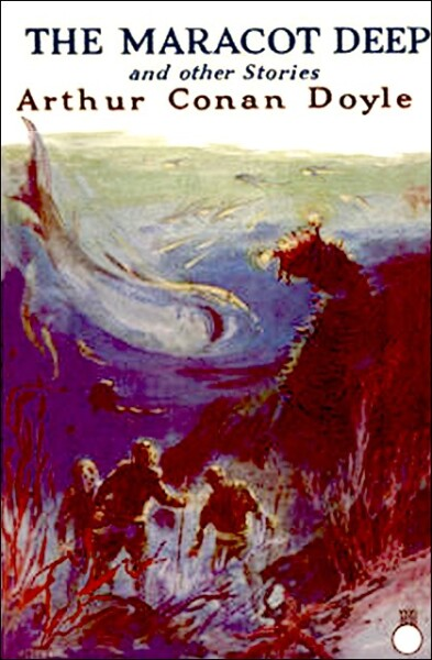 Обложка первого издания романа