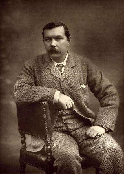 Артур Конан Дойл. 1893 г.