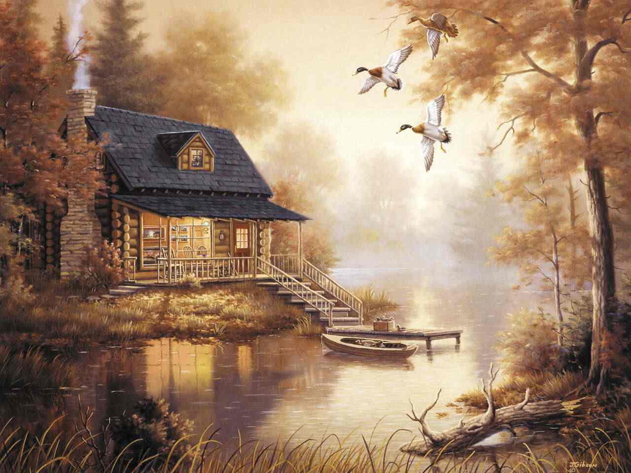 Картины домики, бесплатные фото, обои ...: pictures11.ru/kartiny-domiki.html