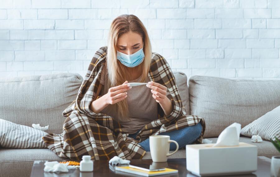 Как распознать заболевание респираторного тракта?