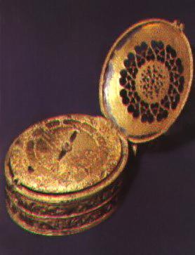 Переносные часы («Карманные часы») созданные Петером Хенляйном