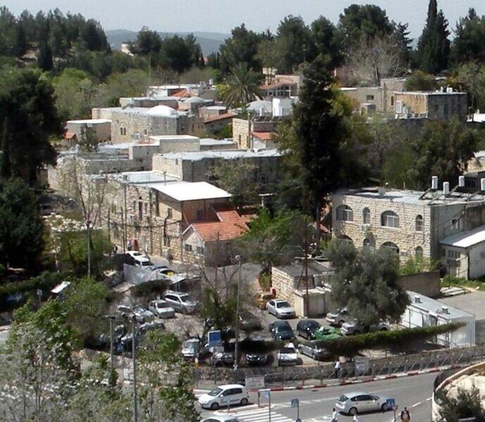Психиатрическая больница Кфар Шауль в Иерусалиме