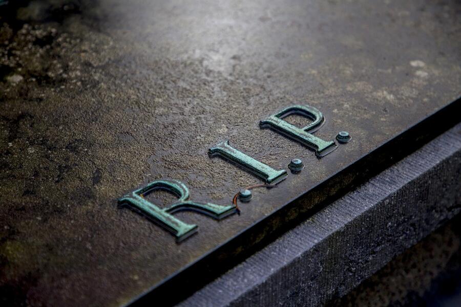 Ритуальные товары на погребение: что о них надо знать?