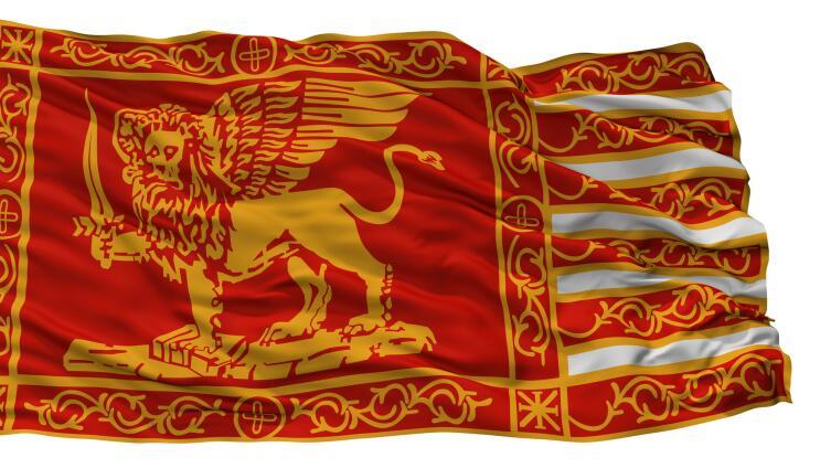 Флаг Светлейшей Республики Венеция