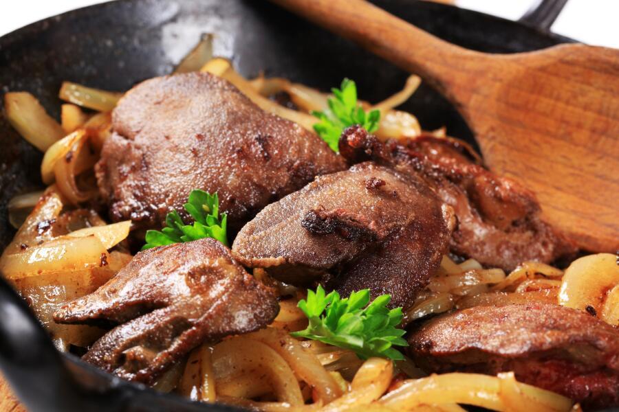 Как приготовить куриную печень необычно? Два креативных рецепта