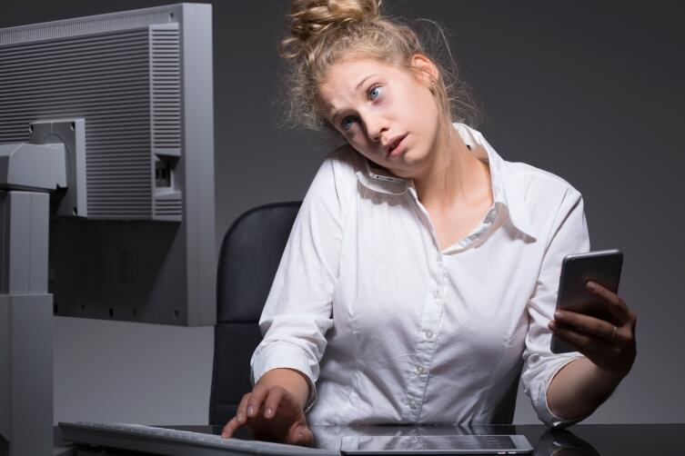 Чем опасен трудоголизм?
