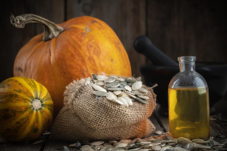Что такое тыквенное масло и с чем его едят?