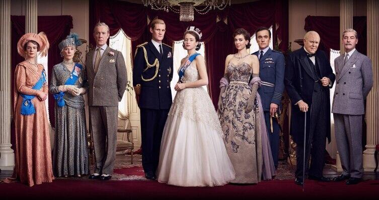 Королевская семья в 1 и 2 сезонах