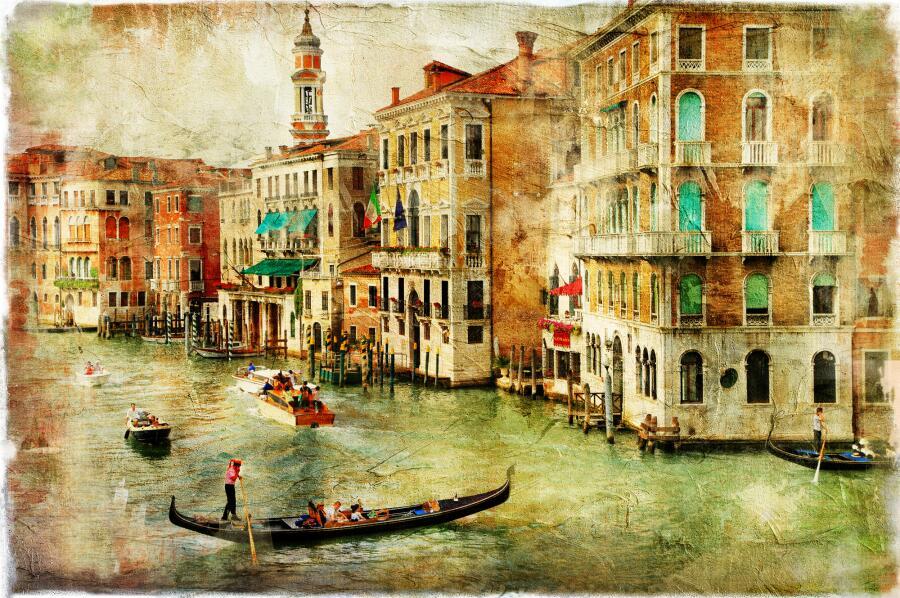Сан-Заниполо, или К чему снятся голуби в Венеции?