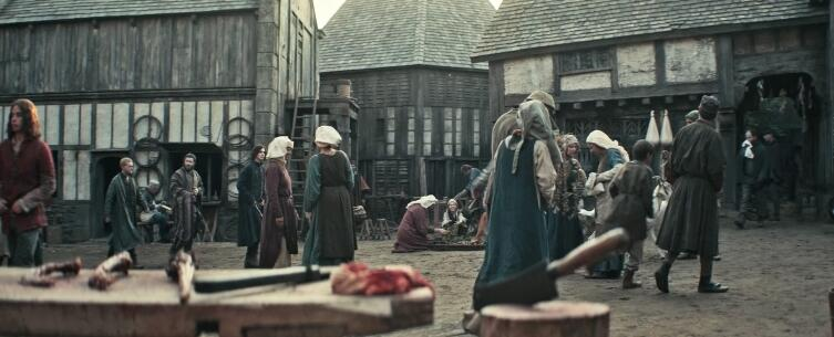 Кадр из фильма «Король (The King)»