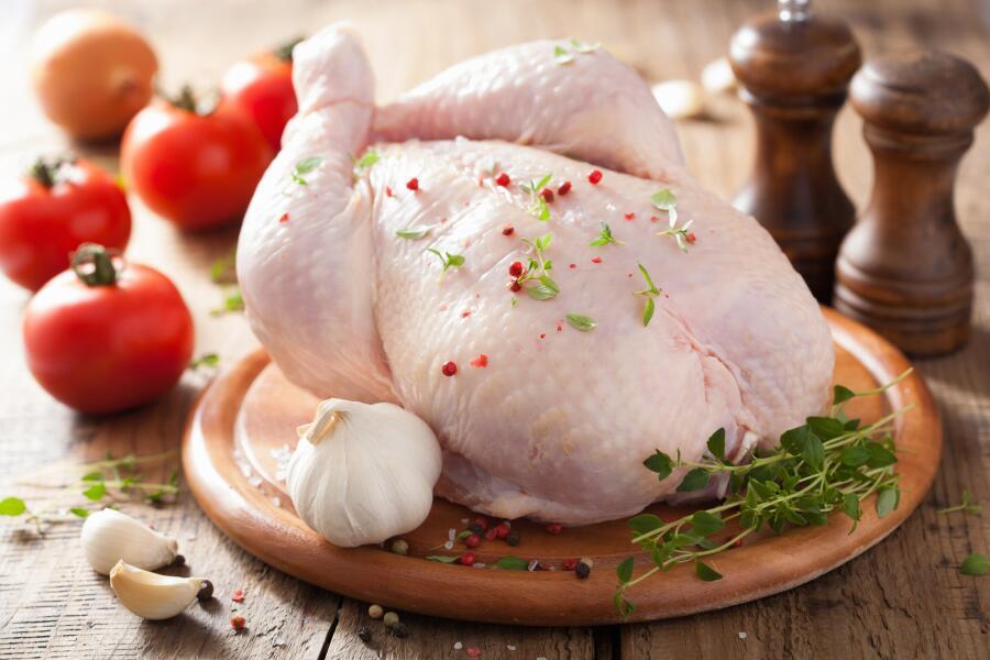 Как из одной курицы приготовить обед для большой семьи?
