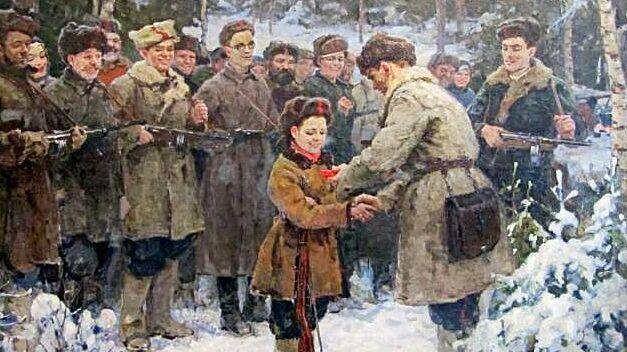 П. П. Смукрович, «За боевые заслуги», 1953 г.