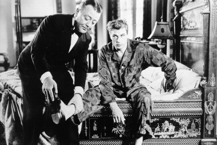 Кадр из к/ф «Мистер Дидс переезжает в город», 1936 г.