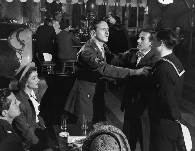 Кадр из к/ф «Лучшие годы нашей жизни», 1946 г.