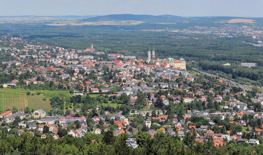 Клостенойбург, Австрия