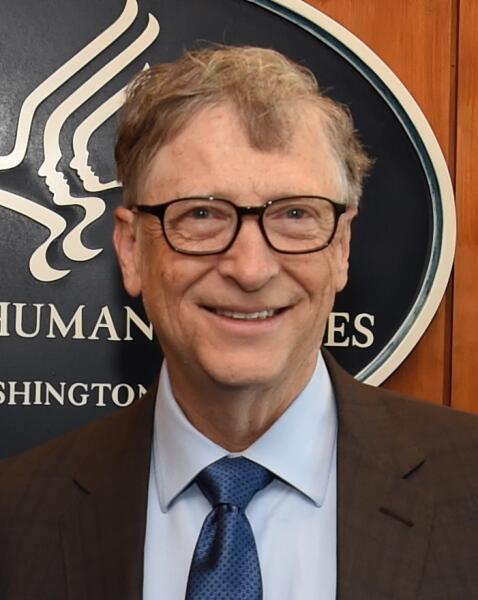 Билл Гейтс, 2018 г.