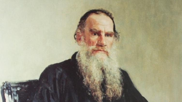 И. Е. Репин, «Портрет Л. Н. Толстого» (фрагмент), 1887 г.