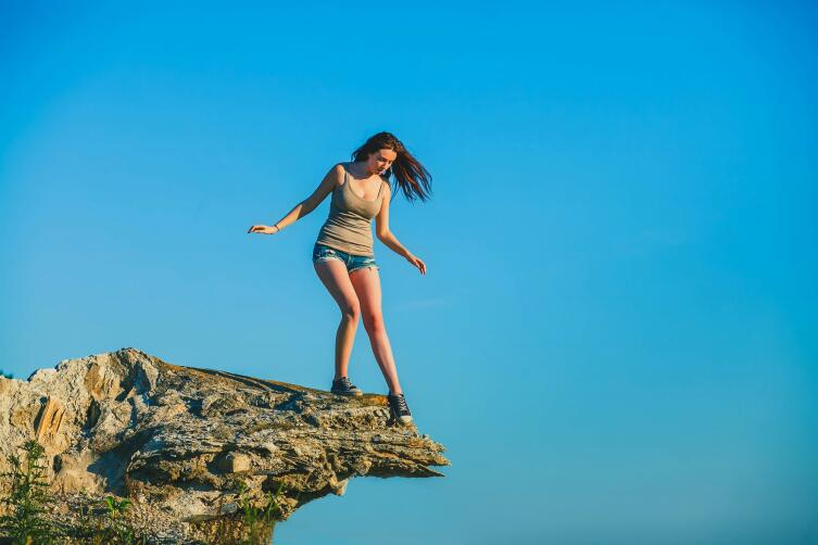 Как победить страх высоты?
