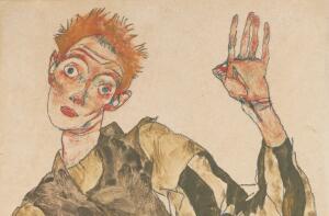 Кто такой Эгон Шиле? Жизнь знаменитого австрийского экспрессиониста