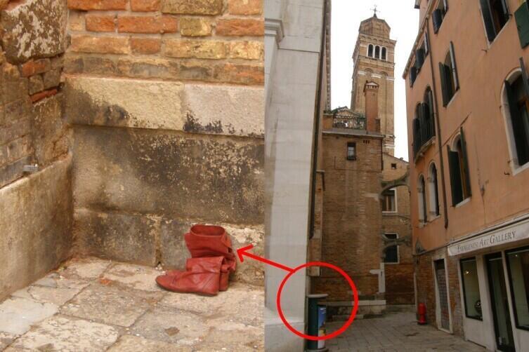 Как чопины превратились в символ венецианских куртизанок?