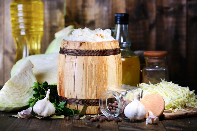 Квашеная капуста: бывает ли вкуснее? Вариации капусты «провансаль»