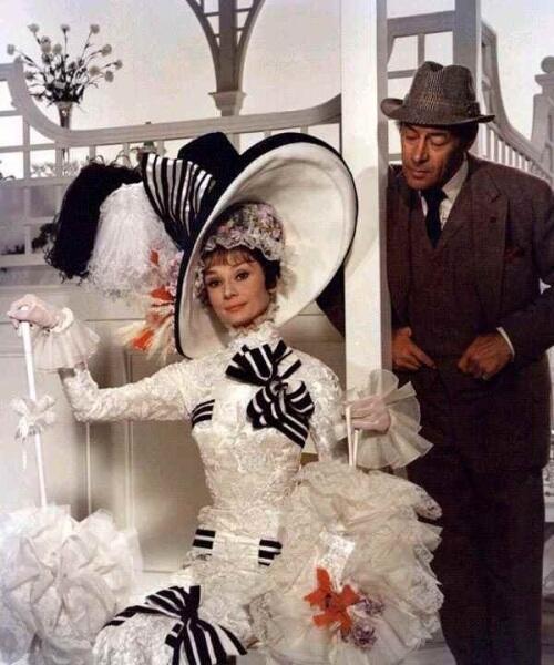 Кадр из к/ф «Моя прекрасная леди», 1964 г.
