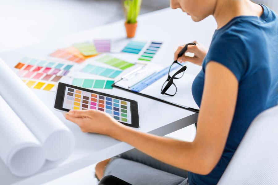 Что такое «невозможный цвет» и сколько цветовых оттенков существует?