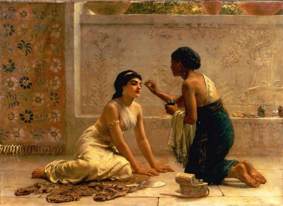 Как зарождалась косметология? Рецепты из старинной книги