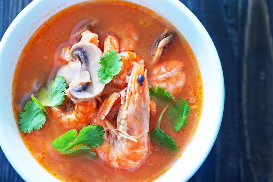 Как приготовить знаменитый тайский суп «Том-ям» в домашних условиях?