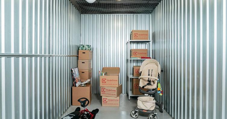 А вы уже пользуетесь складом для хранения вещей? «АльфаСклад» поможет расширить домашнее пространство