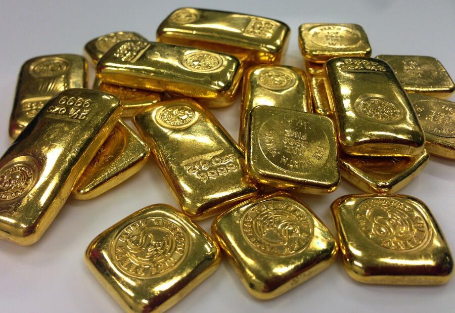 Где прячется золото?