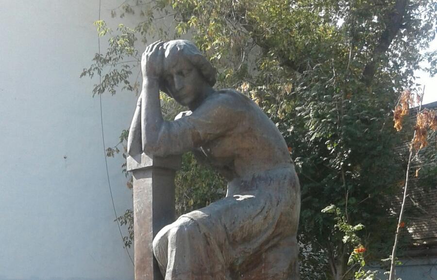 Памятник Марине Цветаевой, Москва
