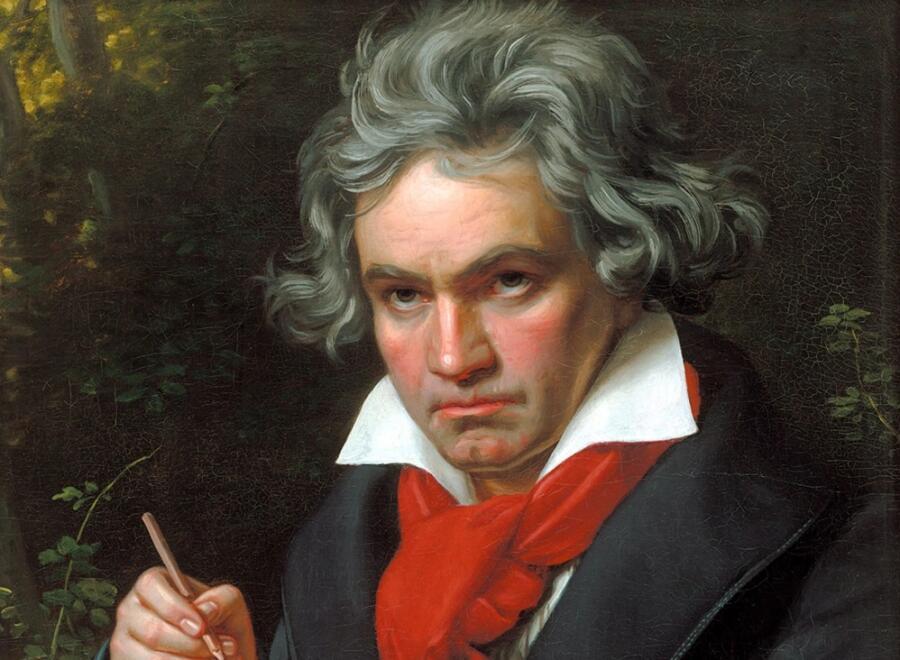 Л. Бетховен: как гениальный композитор преодолевал превратности судьбы?