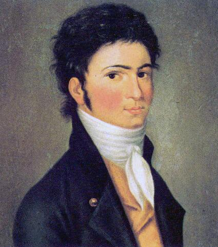 Бетховен в 30 лет